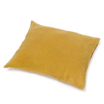b7cce7eb373b Ocher yellow duvet cover Yellow Summer - Casa Comodo