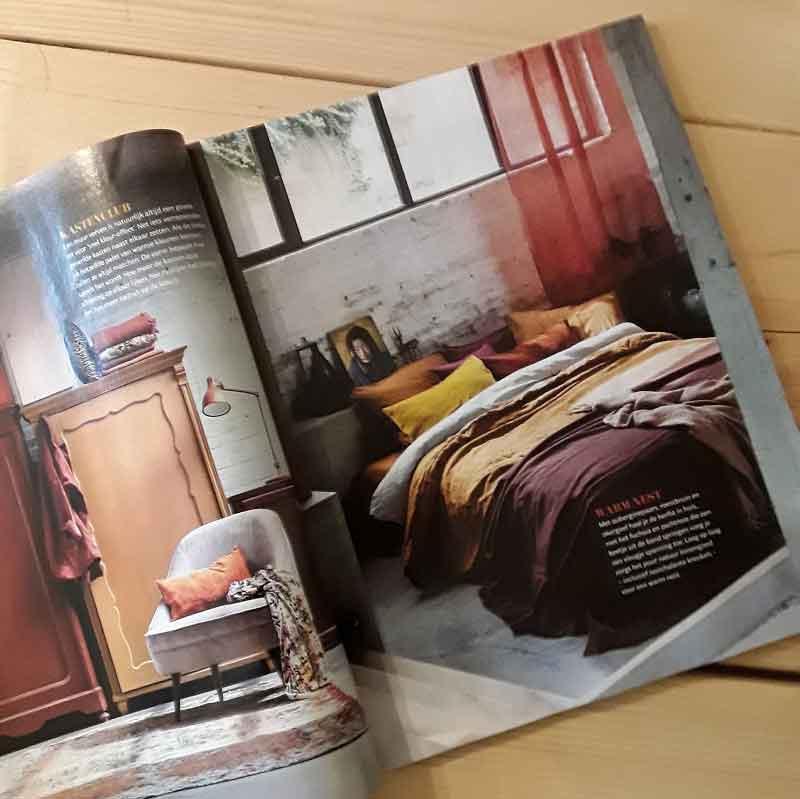 Wat zijn de kleurentrends voor 2019 in je interieur en slaapkamer?