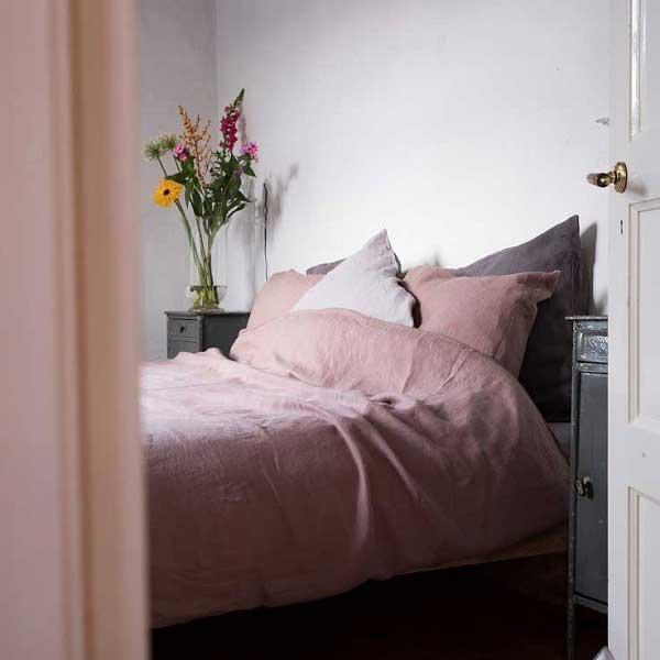 Exclusive linen bedding for the best price - Casa Comodo