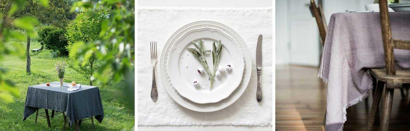 linnen-tafelkleden – merk Linen Tales – Casa Comodo