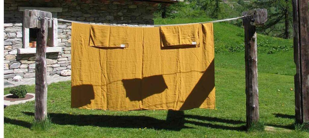 wasvoorschriften linnen dekbedovertrek