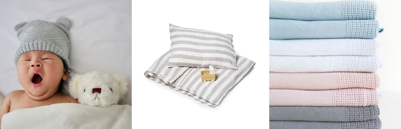 Linen children's duvet covers – Casa Comodo