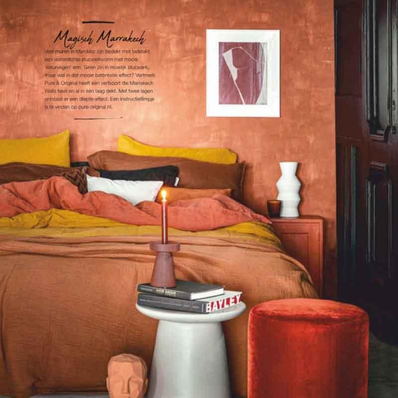 linnen beddengoed Casa Comodo in Libelle Living